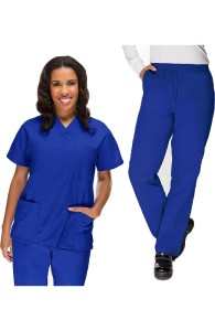 VietNam Halimex medical fashionable uniforms company receive cheap scrubs for sale a hospital uniform green for a doctor, a large, patient number of workers