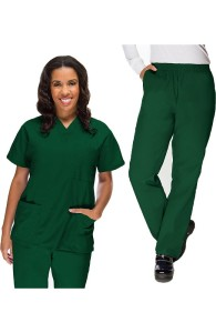 VietNam Halimex medical fashionable uniforms company receive halimex scrubs high a hospital uniform green for a doctor, a large, patient number of workers